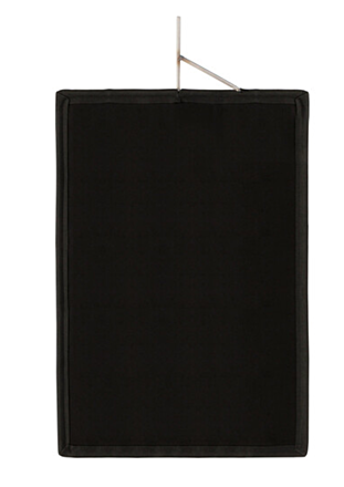 Flag 24x36 Black