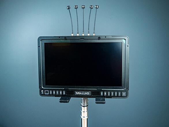 SmallHD Wireless 17-in Studio Production Monitor (1703 P3X Sidekick RX)