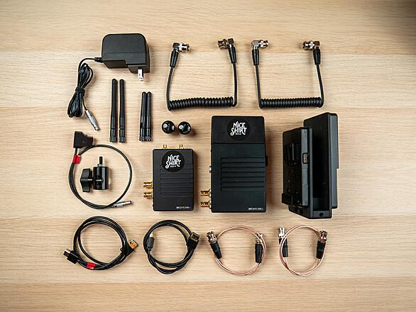Teradek Bolt 500 XT 3G-SDI Video Transceiver Set