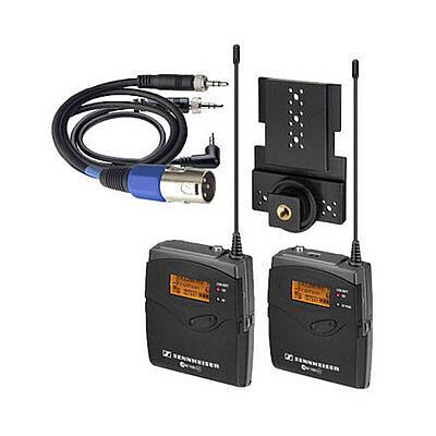 Sennheiser ew 100 ENG G3 Wireless With Tram TR50 Lav Mic