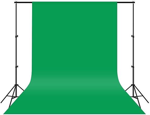 6' x 9' Green Screen kit