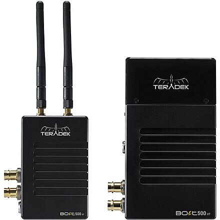 Teradek Bolt 500 HDMI/SDI Wireless Video Tx/Rx Kit