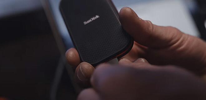 SanDisk 4TB Extreme PRO Portable SSD V2