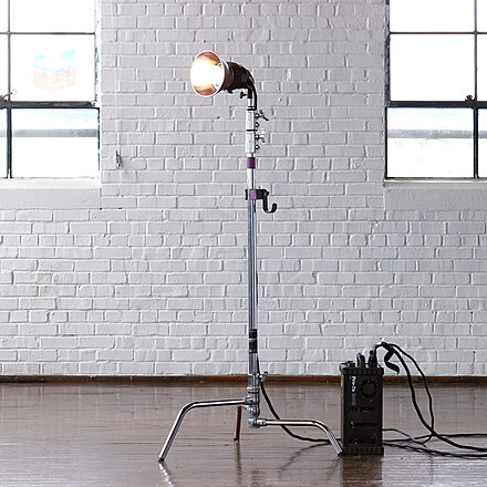 Profoto Pro Head with reflector #2