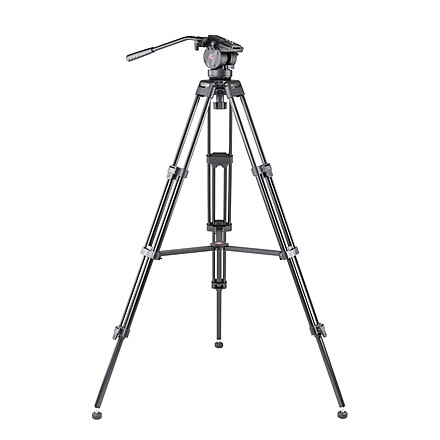 3Pod V3AH Video Tripod with 2-way Fluid Head & Quick-Release Plate