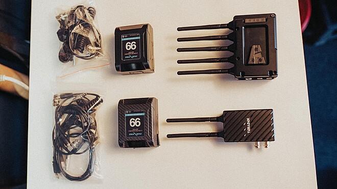 Teradek Bolt 4k 750 Tx/Rx Set (w/ V-Mount)