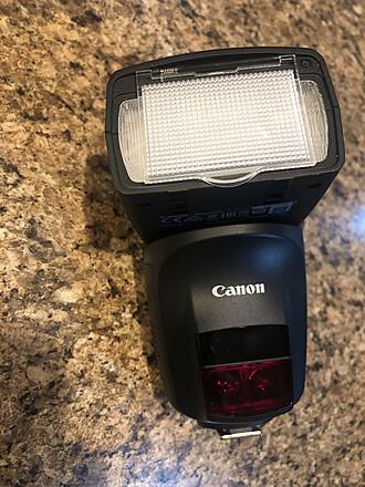 Canon Speedlite 470EX-AI Auto Intelligent Flash