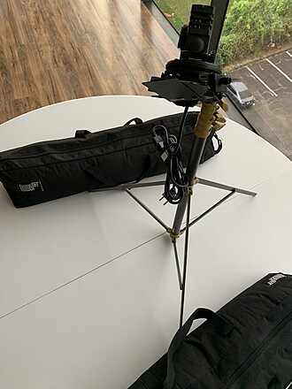 Lowel Kit Includes Lowel Rifa ex66 Tungsten Halogen Light, Lowel Vip Pro-Light,,