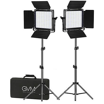 GVM LED Light Kit