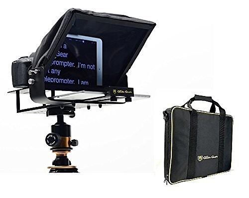 Glide Gear Teleprompter & iPad
