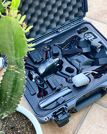 DJI FPV Drone Combo with Traveling Case