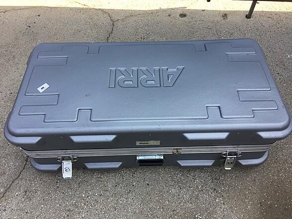 ARRI Rolling 4 Light Kit Case