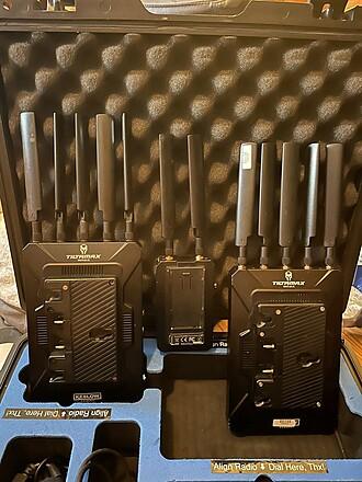 Tilta WVT-01 2:1 Teradek Wireless Transmission Suite