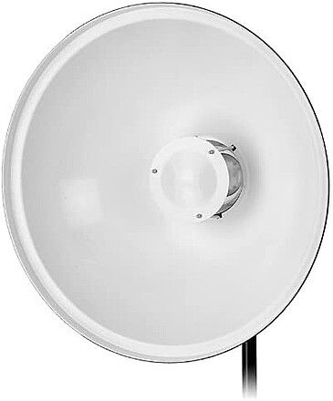 "Fotodiox Beauty Dish   22""/55cm Light Modifier with Profoto Insert - Soft White"