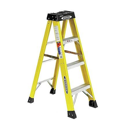4ft Werner Heavy Duty Step Ladder