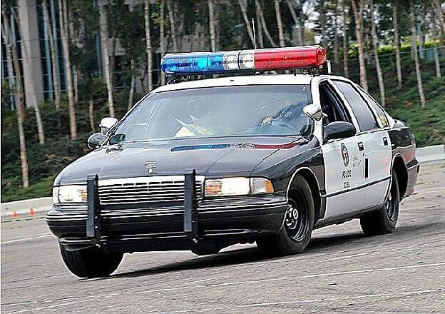 1991-1996 CHEVROLET CAPRICE POLICE B/W CAR SHERIFF