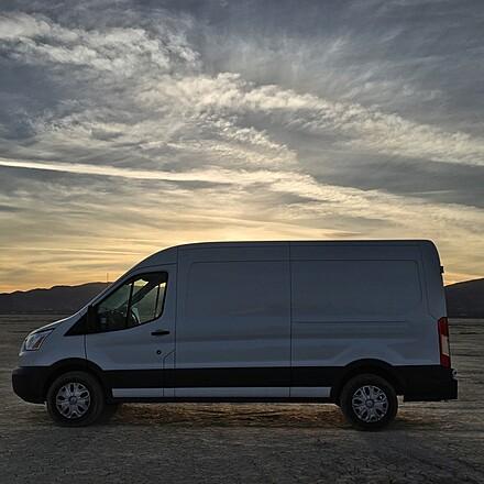The DUTCHMAN - Custom Van Package