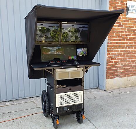 Inovativ DIT Cart