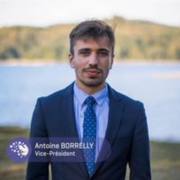 Antoine Borrelly