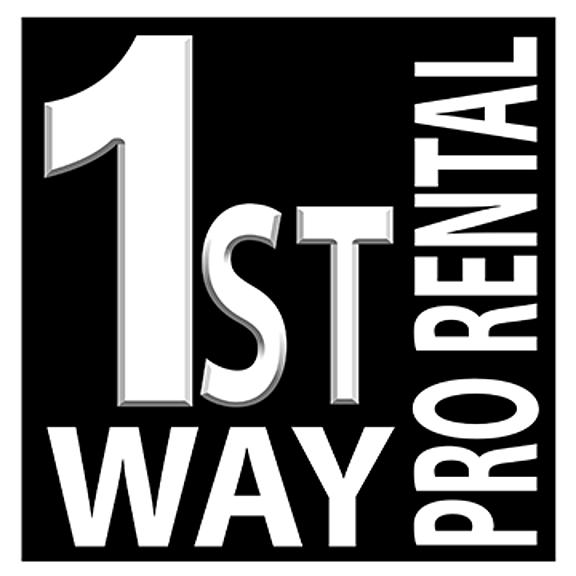 1st Way Pro Rental